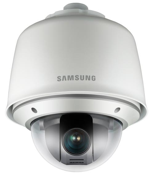Samsung 43x Zoom 600tvl Smartdome Tdn Wdr Ptz Outdoor
