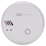 Brooks Battery Backed Smoke Detector