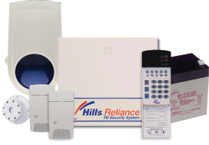 Hills Reliance 8 Kit with Aritech EV105
